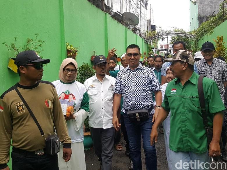Abah Anton Jadi Tersangka, Tim Pemenangan akan Ubah Strategi