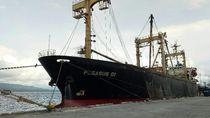 Beras Impor Thailand Tiba di Pelabuhan Tanjungwangi Banyuwangi