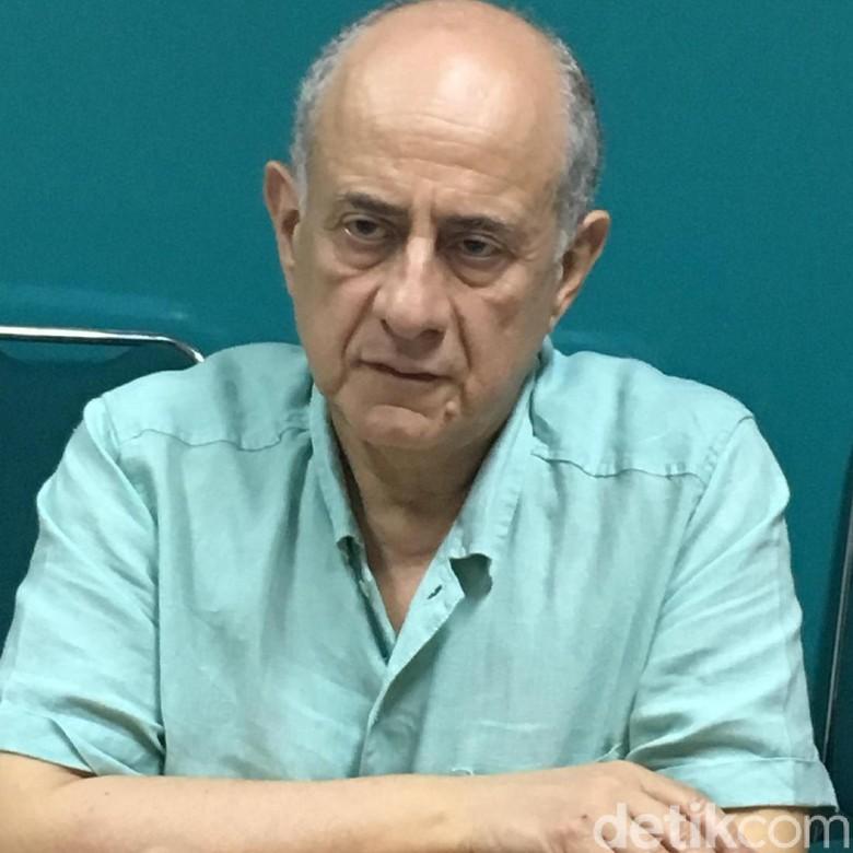 36 Tahun Jadi Diplomat, Eks Dubes Yunani Georgios Veis Jatuh Cinta pada Puisi