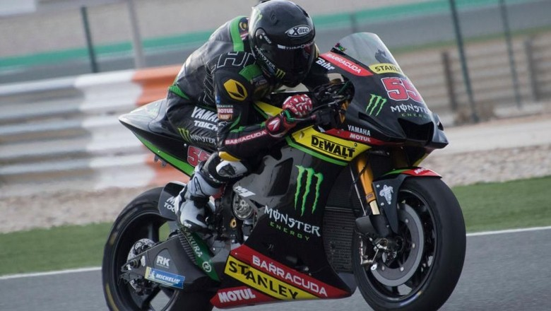 Hafizh Syahrin (Foto: Mirco Lazzari gp/Getty Images)