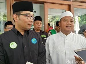 Kalahkan Deddy-Dedi di Survei SMRC, Ini Kata Ridwan Kamil