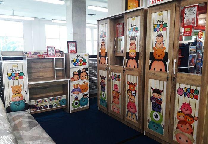 Foto: Dekorasi kamar anak (Dok. Transmart Carrefour)