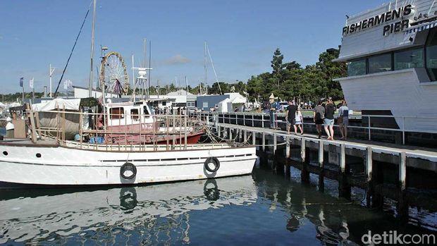 Liburan ke Geelong di Australia yang Mirip Marina Ancol