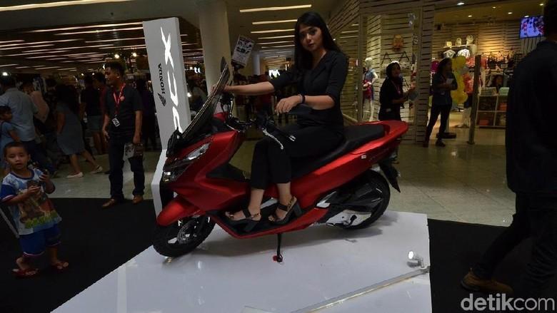 Honda PCX Foto: Wahana Makmur Sejati