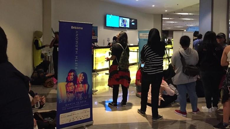 Fifth Harmony Sambangi Jakarta, Para Penonton Antre Sejak Sore