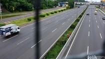 Mudik dari Jakarta ke Bandung, Andy Tancap Gas 80-100 Km/Jam