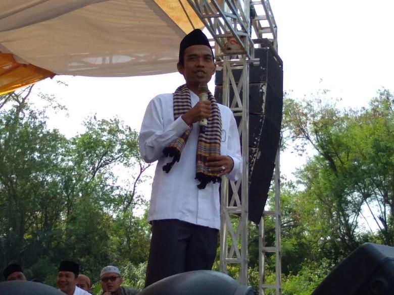 Ungkap Ada Ancaman, Ustaz Somad Batal Ceramah di Jateng-Jatim