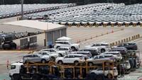 Terpukul Corona di Akhir Maret, Penjualan Toyota Anjlok