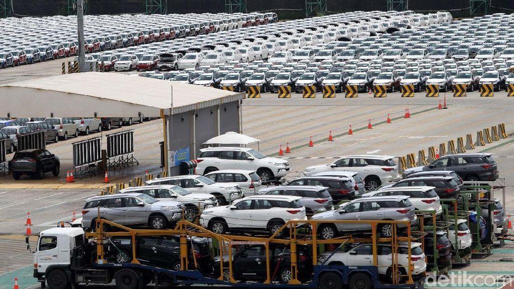 Jualan Mobil Bulan Juli Ngegas Lagi, Tertinggi Sepanjang 2018
