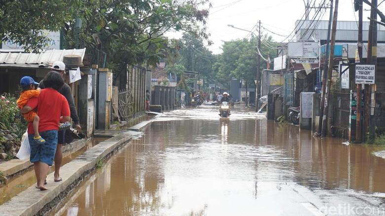 Cegah Banjir, DPU Bandung Siap Fungsikan Rem Air dan Sungai Mati