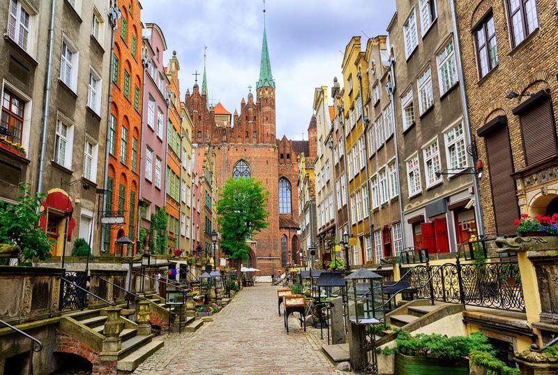 Lechia Gdanks merupakan tim sepakbola asal kota Gdansk. Kota ini disebut sebagai kota pelabuhan terbesar di Polandia dan merupakan ibukota dari Provinsi Pomorskie di bagian utara negaranya (Thinsktock)