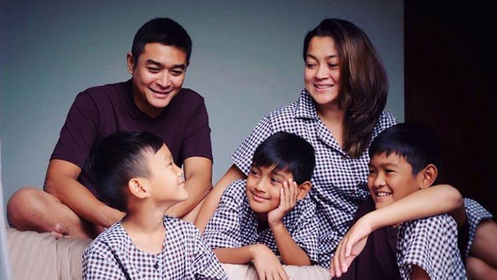 Cara Bijak Irgi Fahrezi Berikan Reward ke Anak