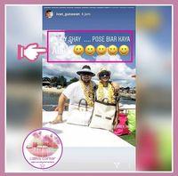 Pose 'Mirip' Alay, Ivan Gunawan Bergaya dengan Tas Seharga Mobil