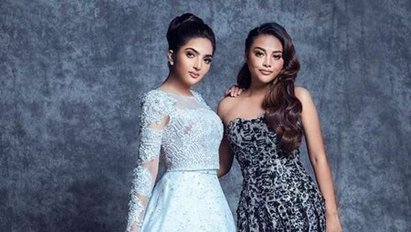 Mom and Daughter Goals! Kompaknya Aurel dan Ashanty Pemotretan Bareng