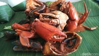 Wah! 'DiTraktir Detikcom' Makan Kepiting Tarakan Sampai Kenyang Banget