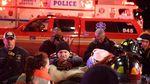 Penampakan Helikopter yang Jatuh di New York dan Tewaskan 2 Orang