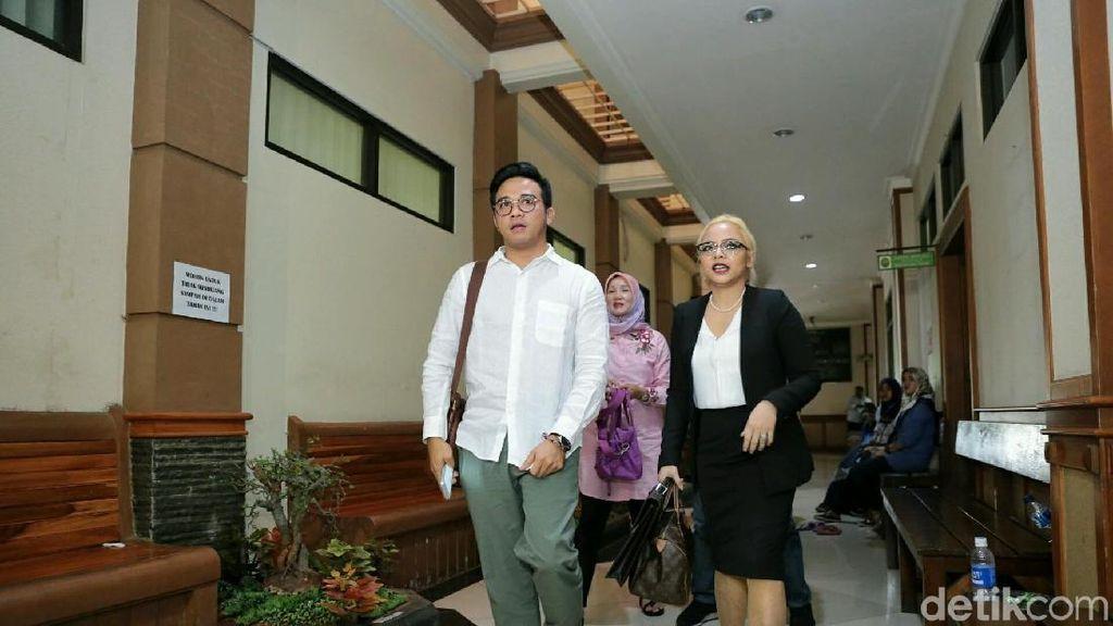 Bawa Saksi, Roby Geisha Belum Bisa Buktikan Dugaan Mistis