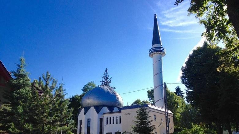 Masjid Gdansk Polandia (Deni Aprianto/Facebook)