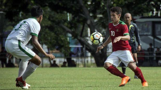 Egy Maulana masuk skuat Timnas  U-23 untuk menghadapi Singapura.