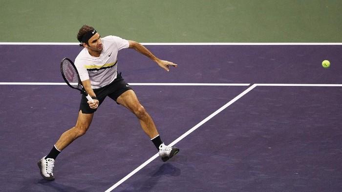 Sebagai atlet profesional, Roger Federer punya gaya hidup yang bisa dicontoh siapaun yang ingin sehat (Foto: Adam Pretty/Getty Images)