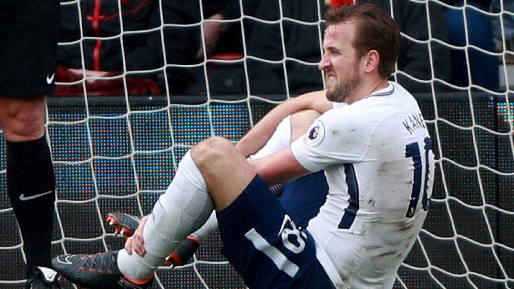 Foto: Begini Proses Cederanya Harry Kane