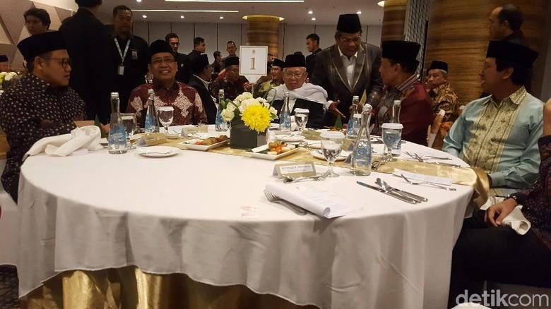 Cawapres Jokowi Maruf Amin