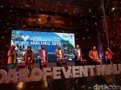 Liburan di Maluku, Ini Daftar Lengkap Kalender Wisatanya