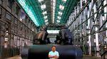 Manusia Perahu Raksasa karya Seniman Kontroversial yang Diawasi China