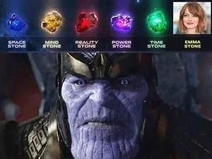 Emma Stone hingga Patrick Jadi Meme Infinity War
