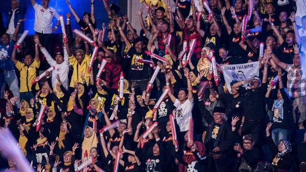 Debat Perdana Pilgub Jabar Jadi Ajang Tebar Pesona