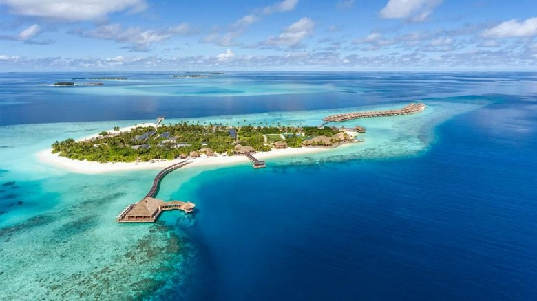 Resort di Maldives