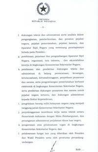 Beda Luhut dan Pratikno Soal Tim Seleksi Cawapres Jokowi