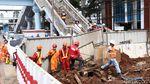 Petugas PGN Mulai Perbaiki Pipa Gas yang Bocor