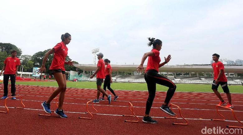 Kian Dekat ke Asian Games 2018, Atletik Matangkan Teknik