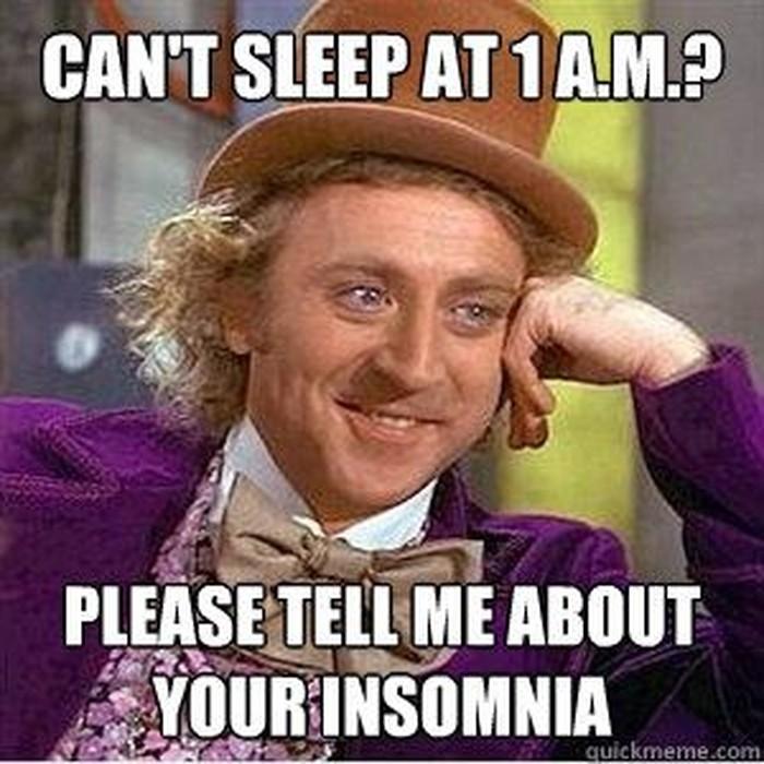 Daripada iseng, coba dong ceritakan di kolom komentar alasan kamu enggak bisa tidur malam ini. Siapa tahu ada yang senasib. (Foto: Internet)