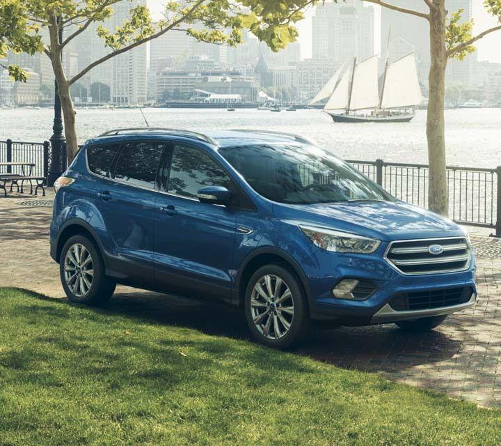 Ford Escape/Kuga jadi mobil terlaris ke-13 dengan penjualan sebanyak 644.622 unit pada 2017.