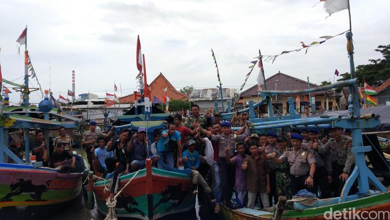 Suara Nelayan Cirebon: Hoax Itu Bikin Orang Bermusuhan