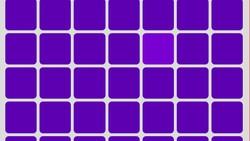 Untuk memeriksa sensitivitas mata kamu. Saat ini ada cara paling mudah dan populer, yakni dengan menebak warna. Seperti apa sih? Berikut gambarnya.