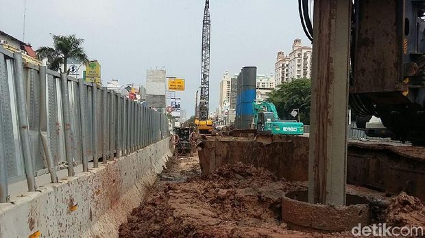 Sedang Dibangun, Begini Penampakan Proyek 6 Ruas Tol Dalam Kota