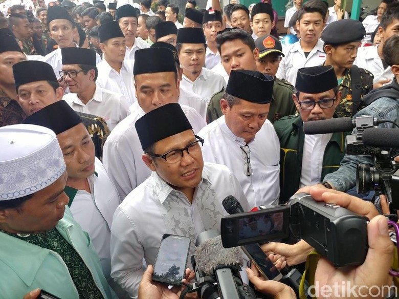 Cak Imin Siap Turun Menangkan Ridwan Kamil-Uu di Pilgub Jabar