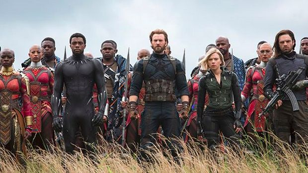 10 Film Hollywood Terlaris 2018