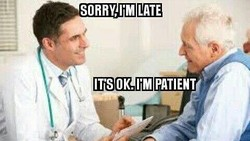 Orang takut berinteraksi dengan dokter karena yang dibicarakan selalu seputaran penyakit. Tapi obrolan dokter dan pasien di bawah ini dijamin bikin ngakak.