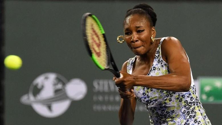 Singkirkan Serena, Venus Maju ke Babak 16 Besar