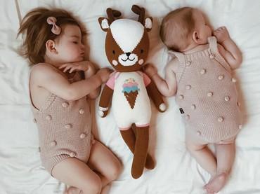 Kalau baju tidur yang ini bagaimana menurut Bunda? (Foto: Instagram @dearest.sisters)