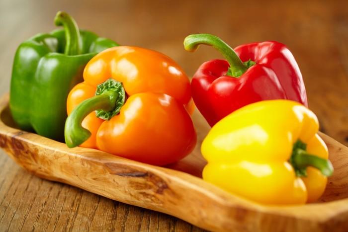 Paprika | Jenis-Jenis Cabai