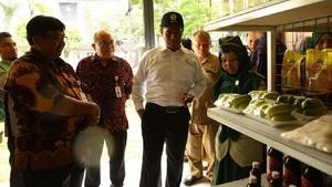 Mentan Minta Mahasiswa Pertanian Gencar Pasar Produk Olahan