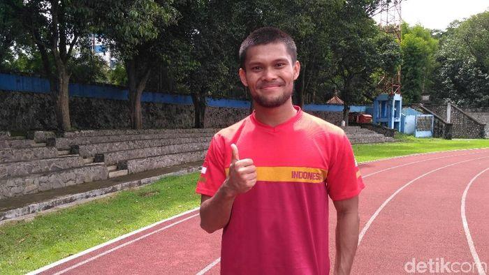 Atlet pencak silat Yolla Primadona (Okdwitya Karina Sari/detikSport)