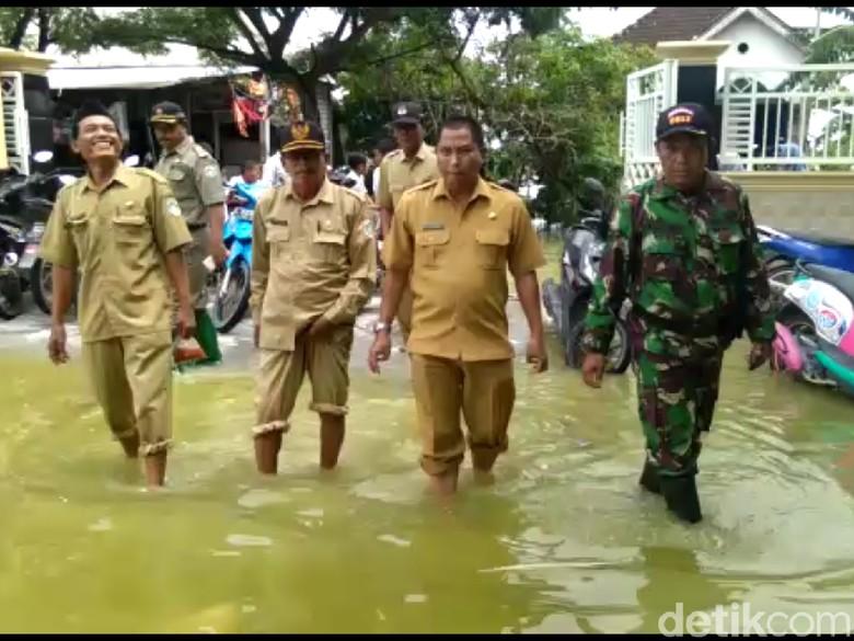 35 Desa di 7 Kecamatan Lamongan Terendam Banjir