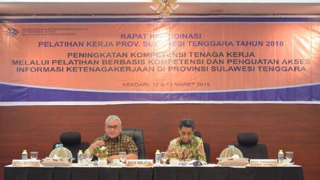Ini Cara Kemnaker Respons Gagasan Jokowi Soal Prioritas SDM