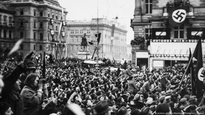 Austria Peringati 80 Tahun Masuknya Hitler dan NAZI ke Wina
